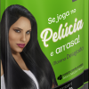 Pelucia Pouch Carvao